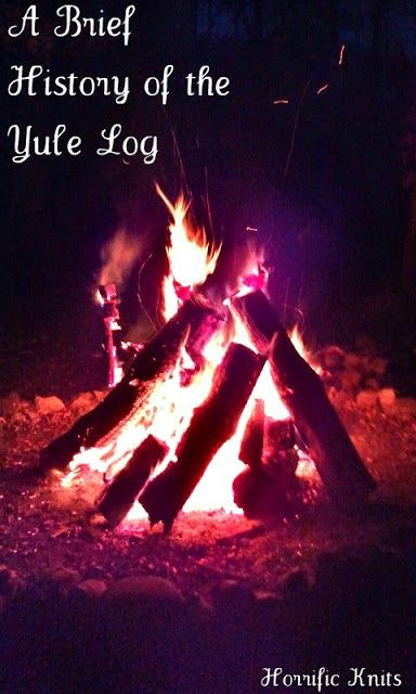 This entry is modified from something I wrote for another venue last winter. The Meaning of the Yule Log Yule is a celebration of light. Held on the winter solstice, it commemorates the return of t...