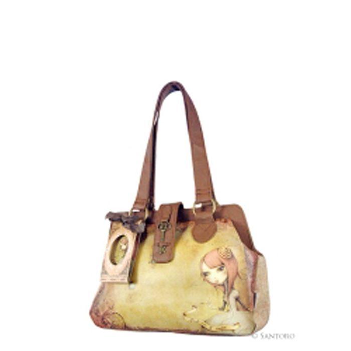 BOLSO P.PIEL 33X22 Cada bolso está acabado a mano, por tanto pueden haber variaciones de color o de detalles entre las diferentes piezas.