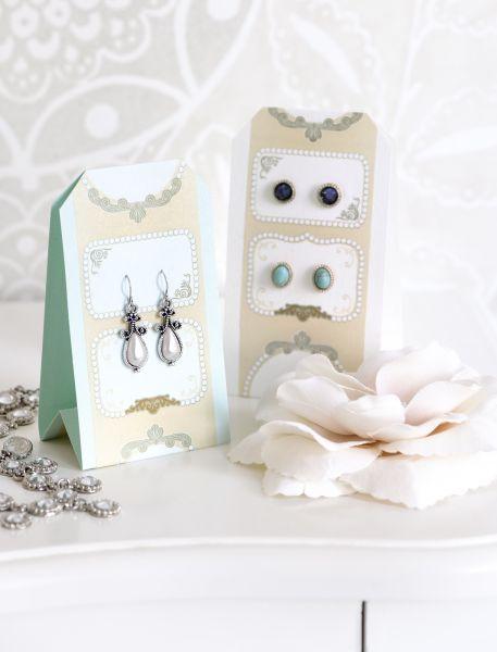 Leuk voor als je iemand sieraden voor haar(of zijn) verjaardag geeft!