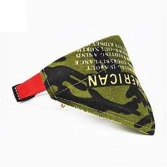 Super smart hunde bandana i flere størrelser. Bandanaen kan tages af og bruges på dit favorit halsbånd