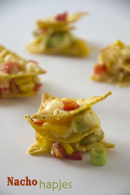 Nacho's, I looove it! Uiteraard ben ik gek op mijn eigen nachoschotel. Maar ik vind het ook lekker om nacho's te dippen in de guacamole. Maar vanaf nu heb ik een nieuwe favoriet: nacho's als finger...