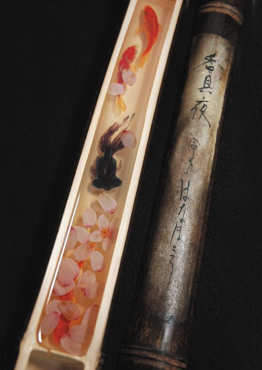 Goldfish Salvation - 3D Painting from Japan | Kusuyama