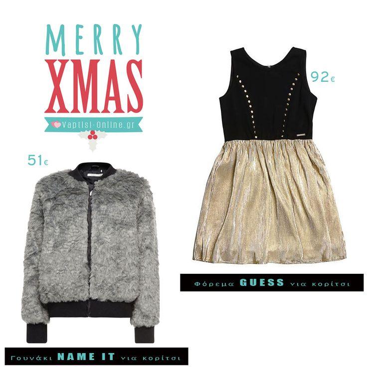 Girls...Are you ready for Christmas ? Γουνάκι εδώ:https://goo.gl/64y7mj Φόρεμα εδώ:https://goo.gl/jsxivJ