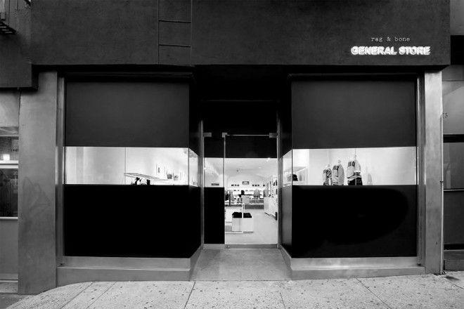 rag & bone general store in New York, NY