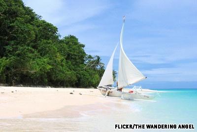 World's 50 best beaches