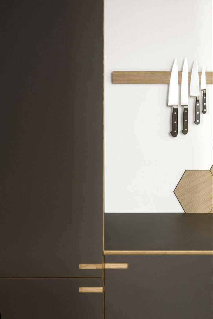 Danish oakwood minimalism - by Nicolaj Bo™