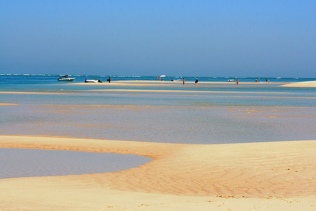 Culatra Island by Natura Algarve, via Flickr