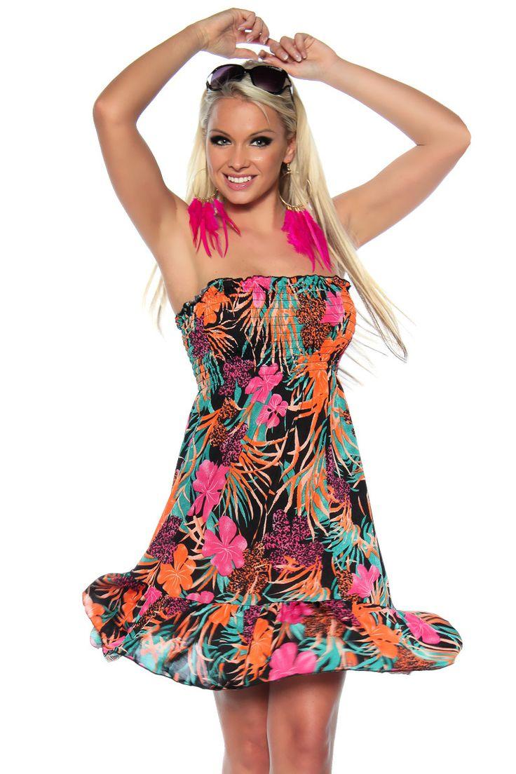 Strand-Kleid | Sommerkleider | Kleider & Röcke | BEKLEIDUNG | FRAUEN | 701  FASHION