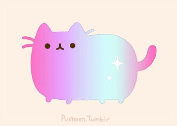 Pusheen The Cat y otros gif
