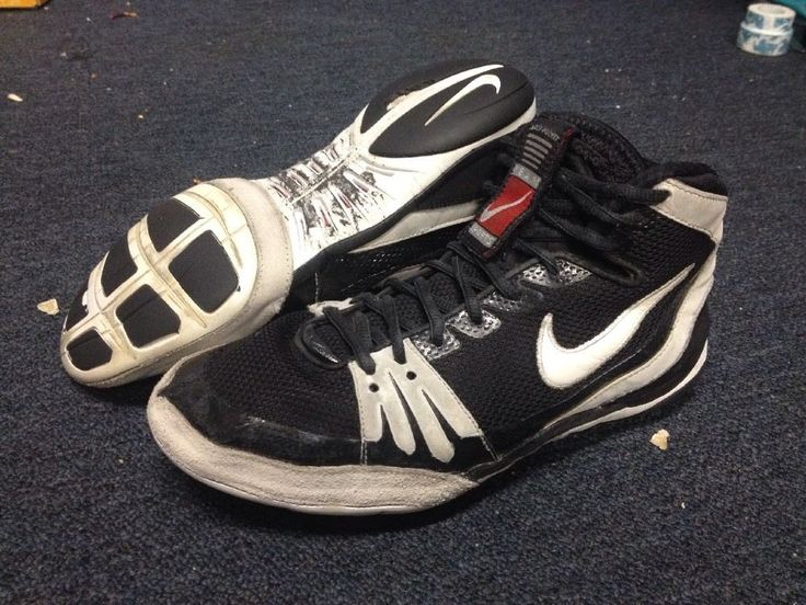 Nike Freek RARE Wrestling Shoes Freeks Inflict OG Takedown Rulon Combat  Speed | eBay