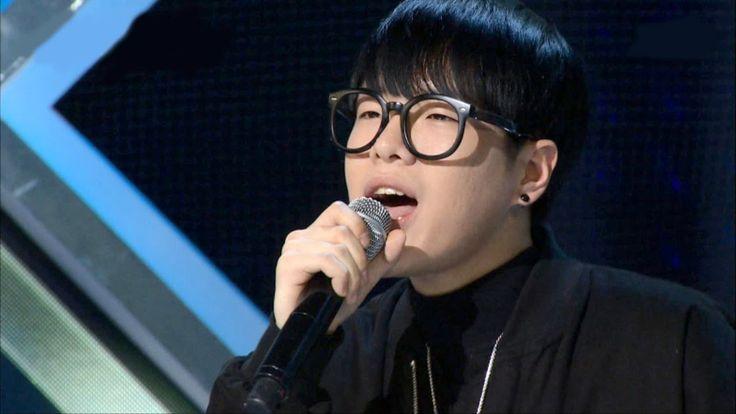 《HOT》KPOP STAR 5 K팝스타5|Jung Jin Woo - Rich Song 정진우 - 유복하게 살았는데 EP10 201...