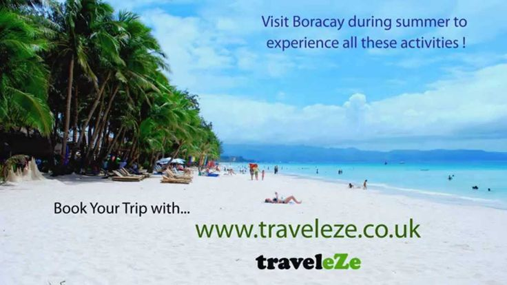 5 things to do in Boracay Island Philippines