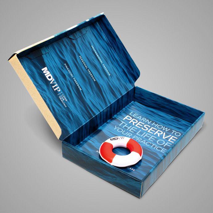 2013 Gold ADDY® Award Winner – Direct Marketing Campaign MDVIP, Physician Acquisition Event Invitation Campaign