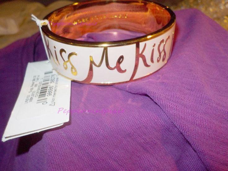 Kate Spade  NWT Work Your Magic Hinged Bangle Bracelet WBRU9700 $98 SALE!        #KateSpade #Bangle