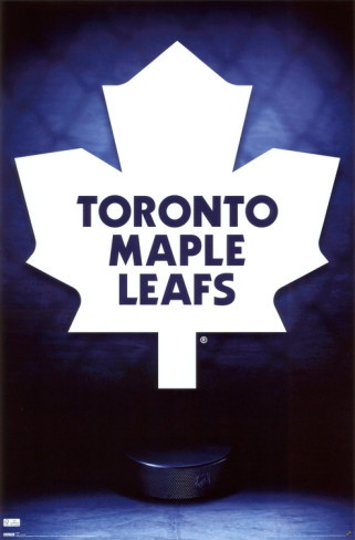 Toronto Maple Leafs Poster