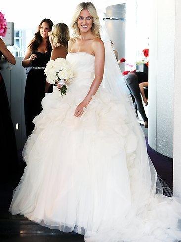 Wedding of Roxy Jacenko and Oliver Curtis | Roxy Jacenko's lavish wedding | thetelegraph.com.au