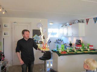 Minecraft Party Minecraft Tema Fødselsdagsfest  http://nicoline-roos.blogspot.dk/2016/06/minecraft-party.html
