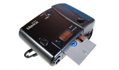 SONY Still Video Camera MVC-C1 (Mavica), 1988