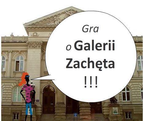 Gra oGalerii Zachęta