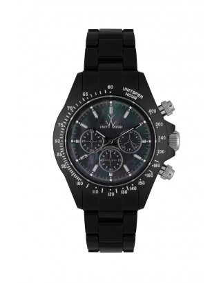 Toy Watch 'Chrono Fluo Blackie'o' #SuperetteGetTheLook