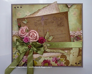 Jane's Lovely Cards: Whiff of Joy DT - Post KarteGirly Cards, Crafts Ideas, Beautiful Cards, Cards Ideas, Handmade Cards, Craftcard Post, Greeting Cards, Crafts Cards Post, Homemade Cards
