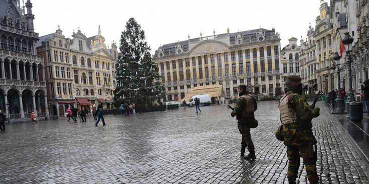 TERRORISME - Le maire de Bruxelles a annoncé mercredi soir à la télévision belge l'annulation des festivités du Nouvel An et du feu d'artifice prévus au centr