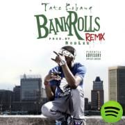 Bank Rolls - Remix, a song by Tate Kobang on Spotify
