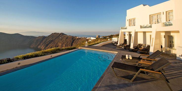 Avaton Resort and Spa (Santorini, Greece) - #Jetsetter  This is my next trip.