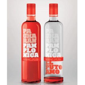 Nueva marca, 'Pacharán Pamplonica' para San Fermín