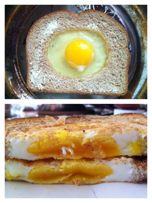 This is my starting point & yer, Breakfast: Frog in a hole #putaneggonit @Nikki MrsGraham my_baby_angel_face@hotmail.com