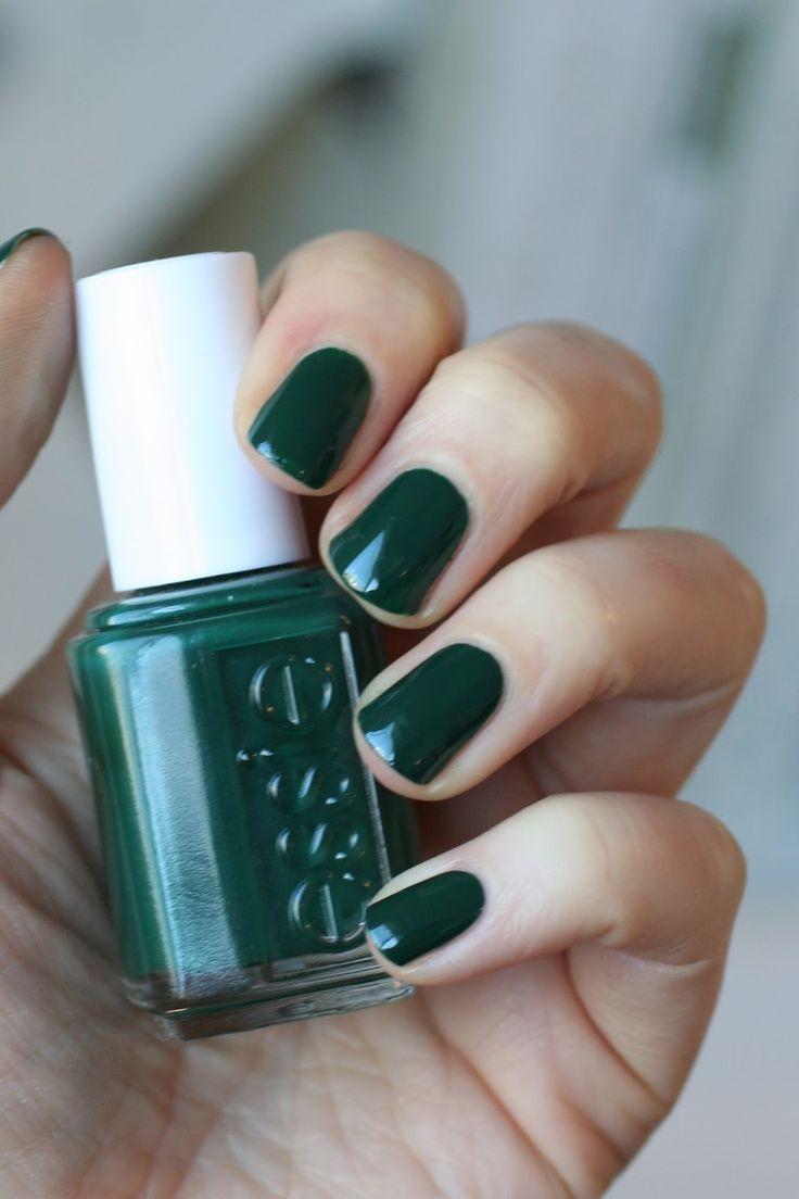 100 best Nails-Green images on Pinterest | Enamels, Fingernail ...