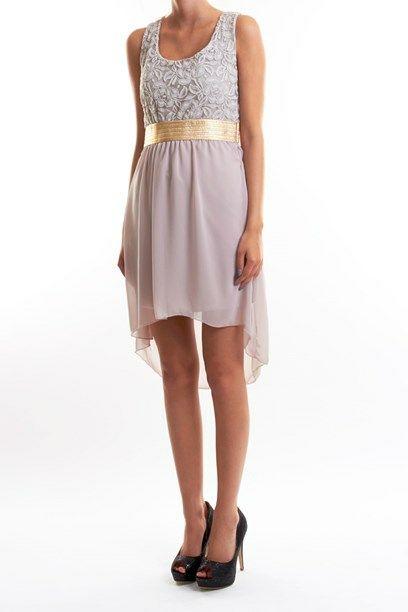 SIW TOP- Soft lace dress. Let sommer blonde kjole.