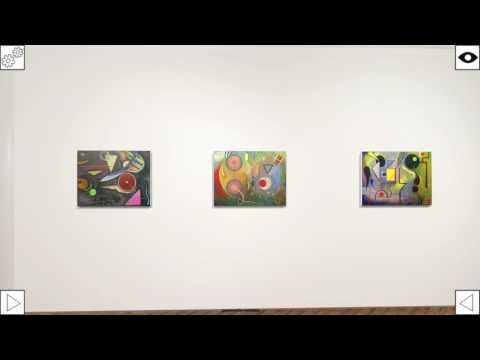 Between Painting and Music - an exhibition of paintings by Zeidy Harris in the Long Gallery on Exhibbit - http://publish.exhibbit.com/gallery/717029327/long-gallery-7855/