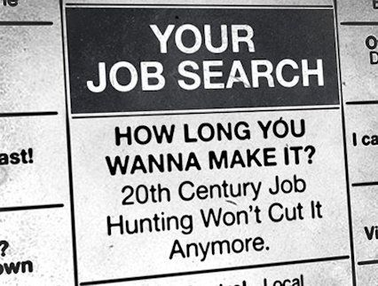 Candidates: Be Aggressive In Your Job Search