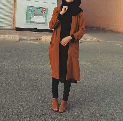 377 Best Hijab Ootd Images On Pinterest Hijab Styles Hijab Fashion And Hijab Outfit