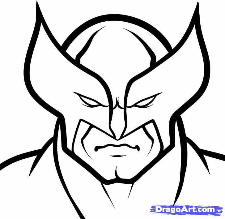 Best 20 How to draw wolverine ideas on Pinterest