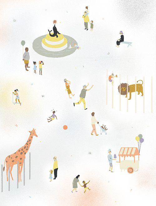 The Grand-parent Trap - Katty Maurey Design & Illustration