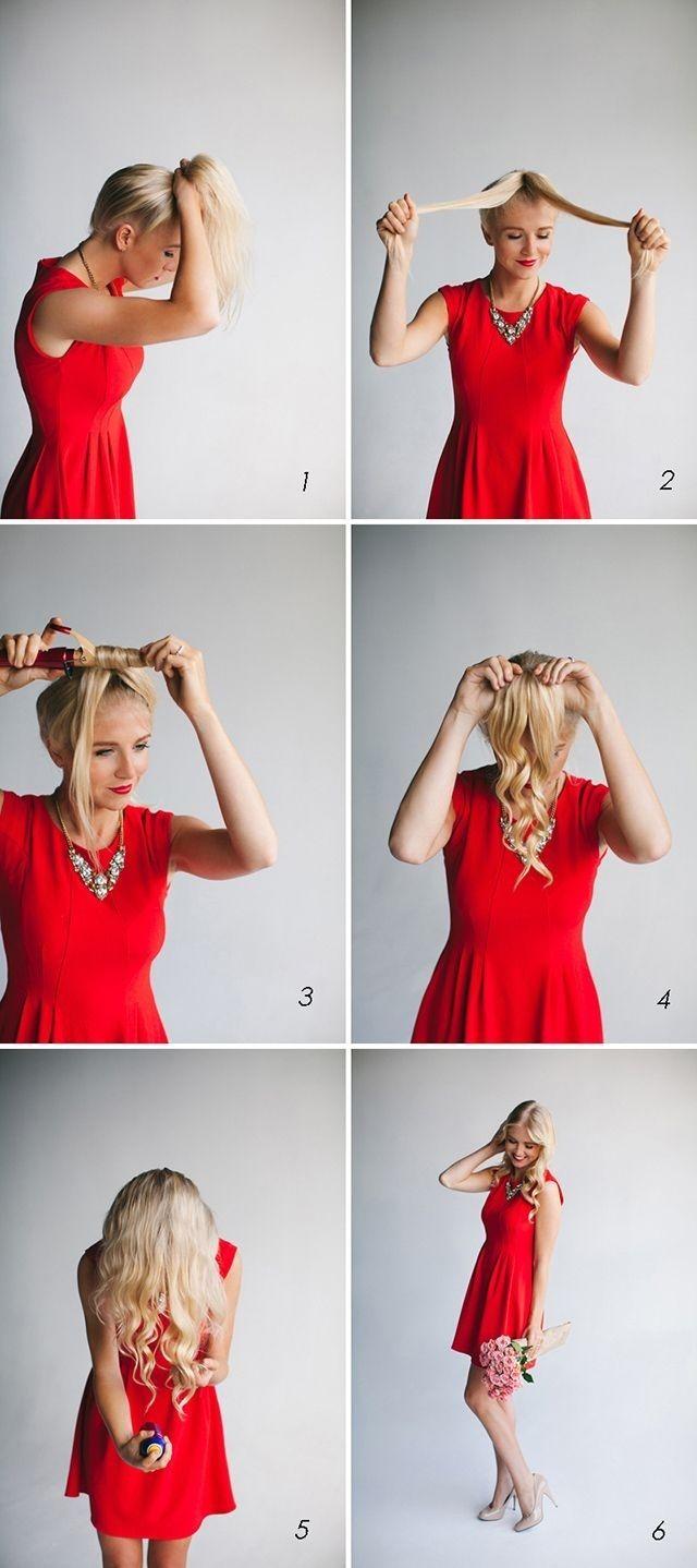 22 coiffures pour filles paresseuses