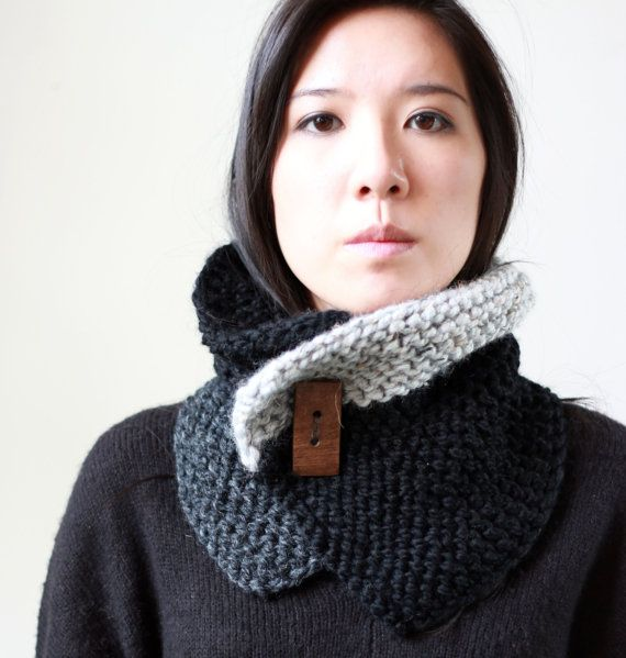 late night early mornings  chunky knit three color by castknitting, $55.00