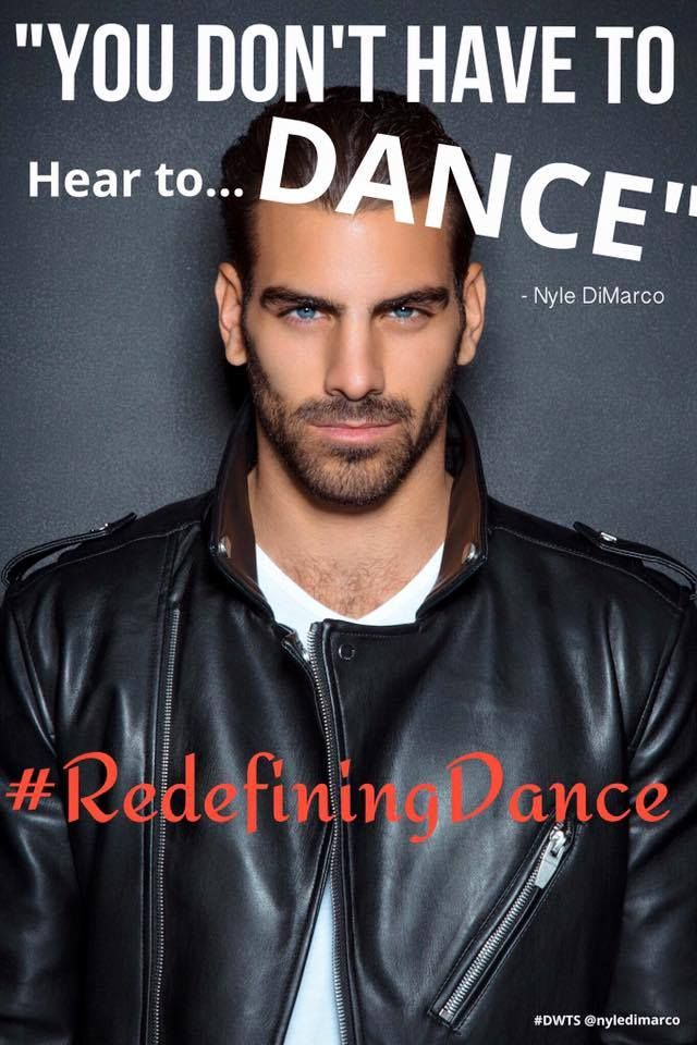 Random thoughts… I like this boy, Nyle DiMarco   La Petit Muse
