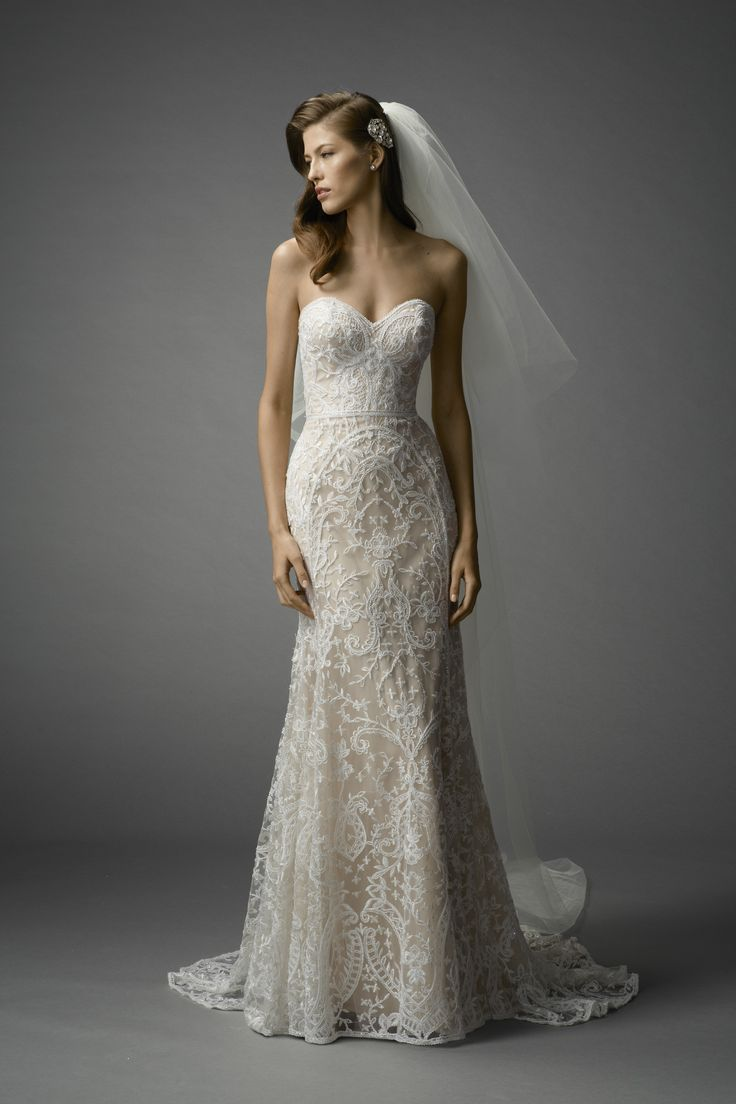3191 best Say yes to the dress images on Pinterest  Wedding frocks Homecoming dresses straps