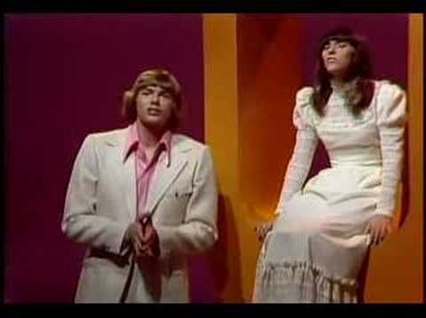 The Carpenters were such a part of my teen years. Many an angst filled moment  I spent in my room listening and singing along. Karen was an alto like me and I loved their gentle music. While other teens were blasting out their ears with rock and roll, I had my kind and gentle Carpenters.