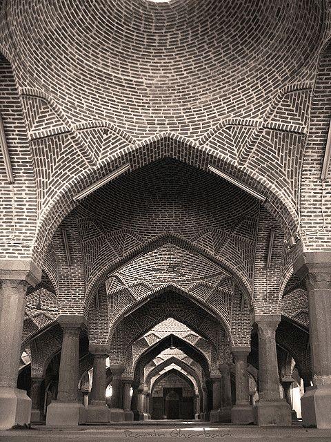 #tabriz - jame mosque (pic ramin ghanbari)