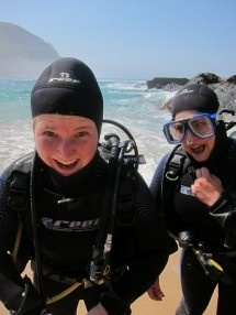 Untouched Adventures, Garden Route. Come dive the colourful reefs of marine-protected Tsitsikamma National Park, and meet our local friendly fish!    Not scuba qualified? That's fine – try scuba with our half-day Discovery Course!