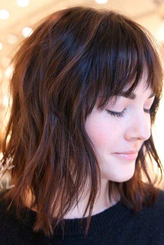 Kurze Geschichtete Haarschnitte Dickes Haar Haarschnitt
