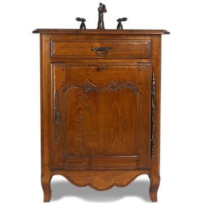Country french sink base bathroom pinterest country for J tribble bathroom vanities