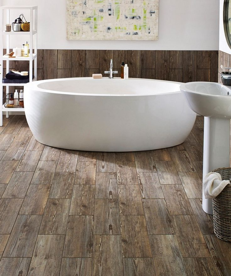 Woodgrain bayur borneo tile topps tiles house ideas pinterest topps tiles basements and - Steps achieve great family bathroom design ...