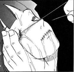 gif death anime omg pain manga hand disappear black&white luka ...