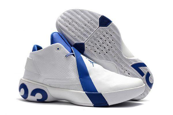 451fac1f2fb Air Jordan Ultra Fly 3 White/Royal Blue | Jordan Ultra.fly 3 ...