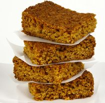 How to make Flapjacks - British recipe. Seems like a great alternative to granola bars.